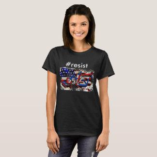 Resist Donald Trump. T-shirt now avaialble