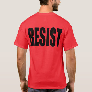 """""""RESIST"""" (double-sided) T-Shirt"""