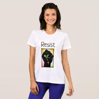 Resist Fist Anti Donald Trump Shirt