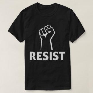 Resist Fist Anti Trump T-Shirt
