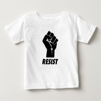 resist fist baby T-Shirt