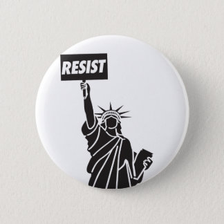 Resist_for_Liberty 6 Cm Round Badge