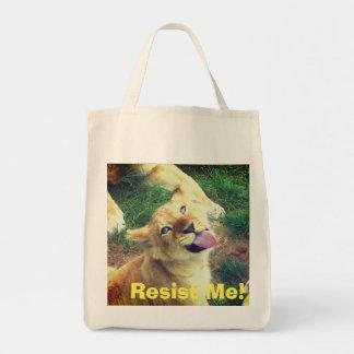 Resist Me Tote! Tote Bag