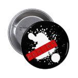 RESIST Rebellious Design Button