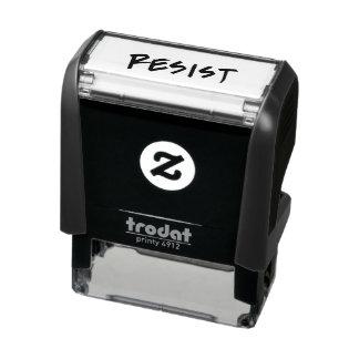 Resist/Resistance Stamp