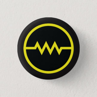 Resist! symbol button (yellow)