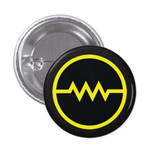 Resist! symbol button (yellow)