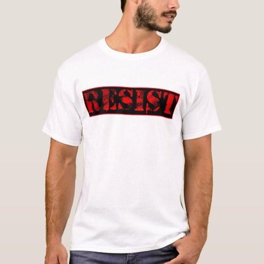 RESIST! t-shirt