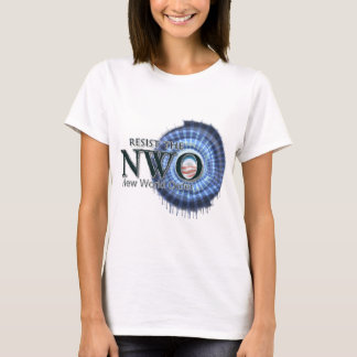 Resist the NWO T-Shirt