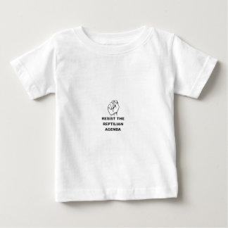 Resist The Reptilian Agenda Shirts