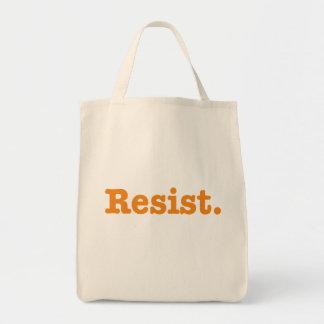 Resist. Tote