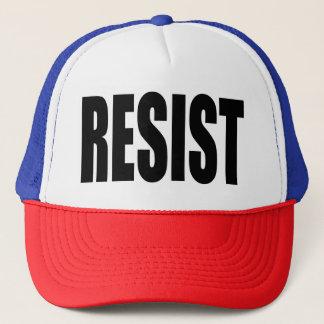 """RESIST"" TRUCKER HAT"