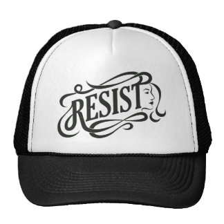 Resist Trucker Hat