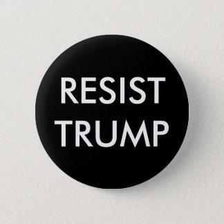 Resist Trump 6 Cm Round Badge
