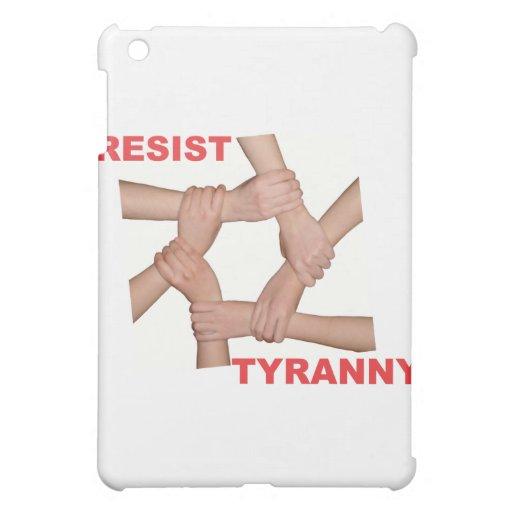 Resist Tyranny iPad Mini Case