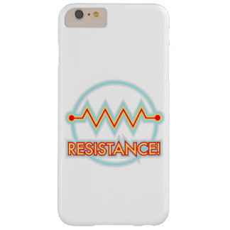Resistance! Barely There iPhone 6 Plus Case