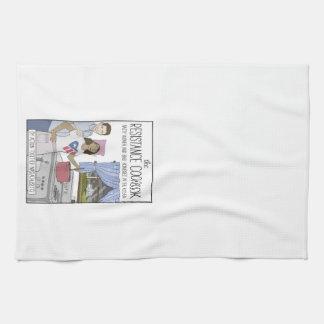 Resistance Cookbook Kitchen Towel
