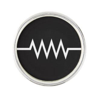 Resistance Lapel Pin