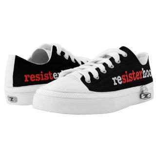 Resisterhood Shoes Printed Shoes
