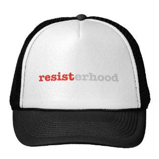 RESISTerhood Trucker Hat