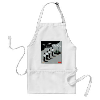 Resisting Tyrannical Government Standard Apron