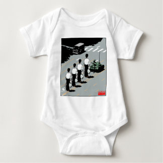 Resisting Tyrannical Government Baby Bodysuit