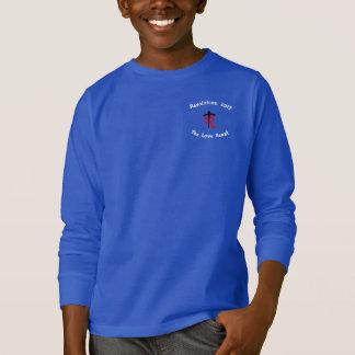 Resolution 2017-Kids T-Shirt