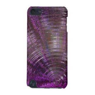 Resonating Purple iPod Touch Cases