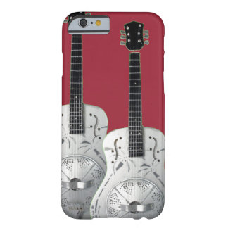 Resonator Guitar Barely There iPhone 6 Case