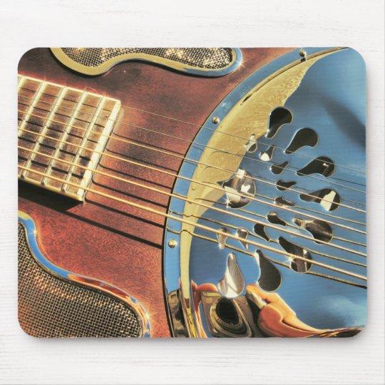 Resonator Guitar Mouse Mat