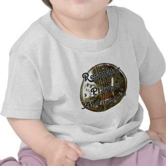 Resonator Players Anonymous Tee Shirt