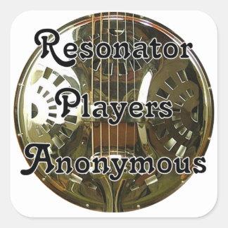 Resonator Players Sticker