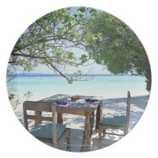 Resort Image 2 Plate