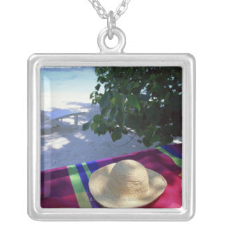Resort Image 3 Silver Plated Necklace