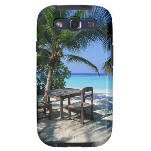 Resort Image Samsung Galaxy SIII Cases