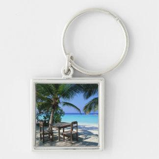 Resort Image Key Ring