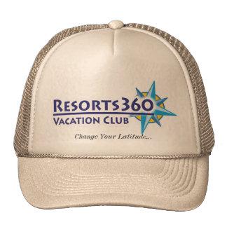 Resorts 360 Hat - Change Your Latitude...