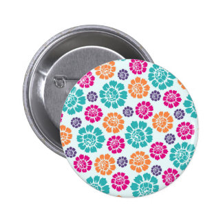 Resounding Refined Action Enchanting 6 Cm Round Badge