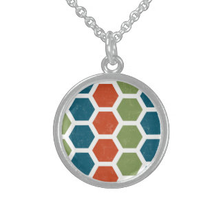 Resourceful Legendary Courageous Affirmative Round Pendant Necklace