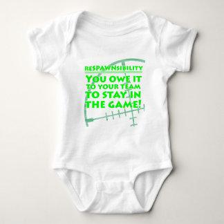 Respawnsibility - FPS Shirts