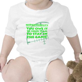 Respawnsibility - FPS T-shirt