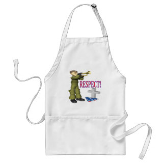 Respect Adult Apron