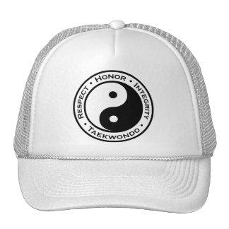 Respect Honor Integrity Taekwondo Cap