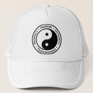 Respect Honor Integrity Taekwondo Trucker Hat