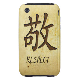 Respect iPhone 3G/3GS Case Mate Tough Tough iPhone 3 Cover