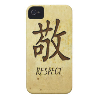 Respect iPhone 4/4S Case Mate Barely There