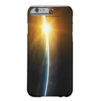 respect life. this phone case has your picture.
