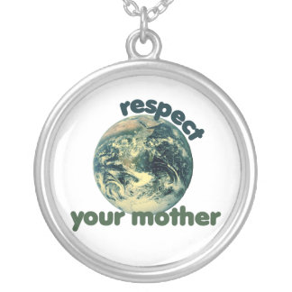 Respect Mother Earth Pendants