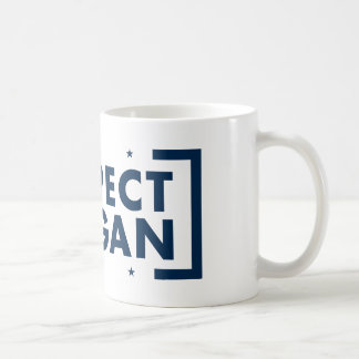 Respect Reagan Coffee Mug