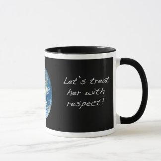 Respect the Earth Mug